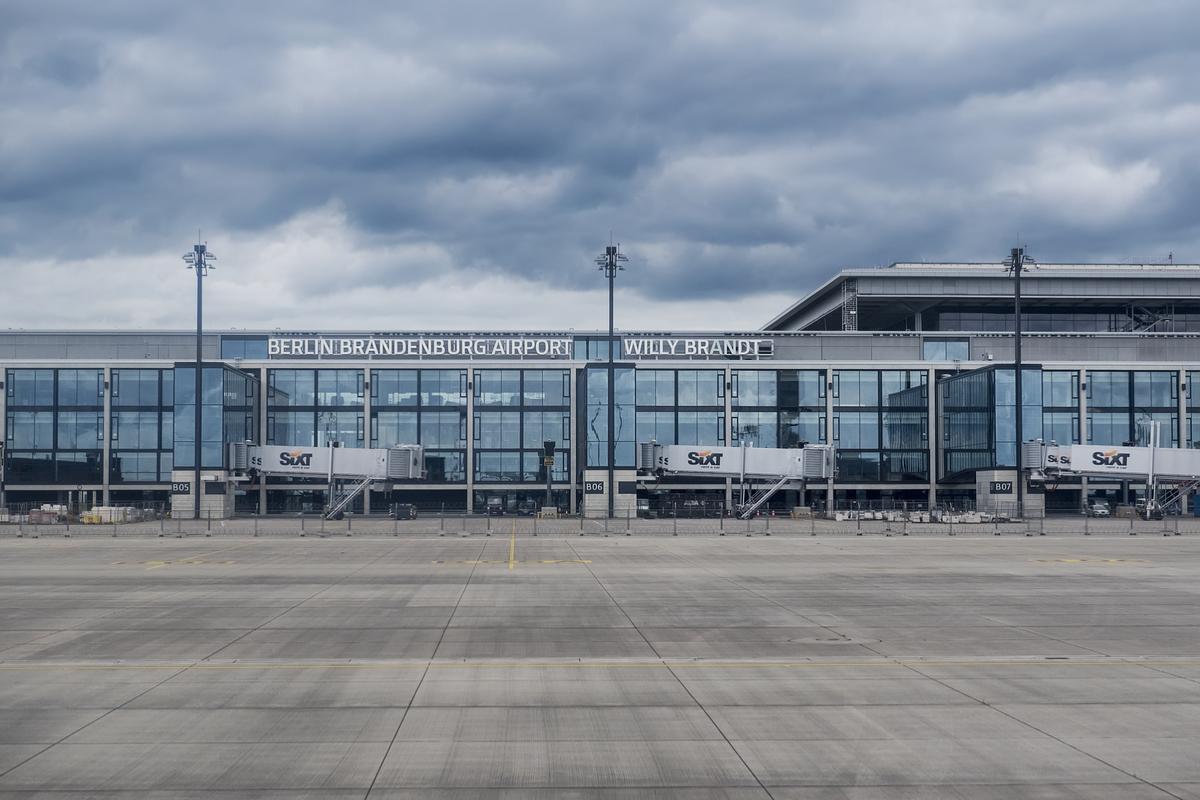 berlin brandenburg lotnisko