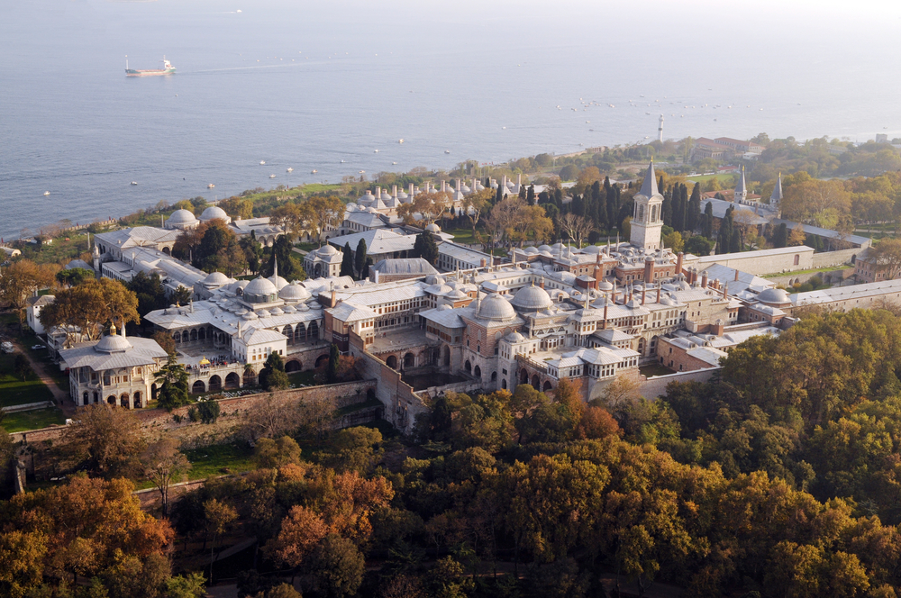 pałac topkapi