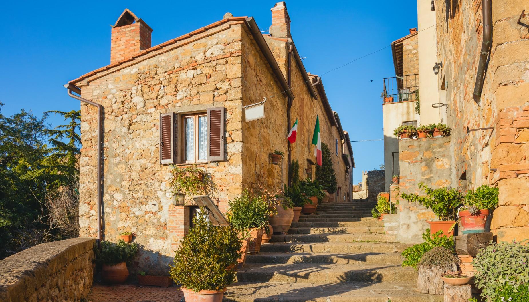 Dom we Włoszech