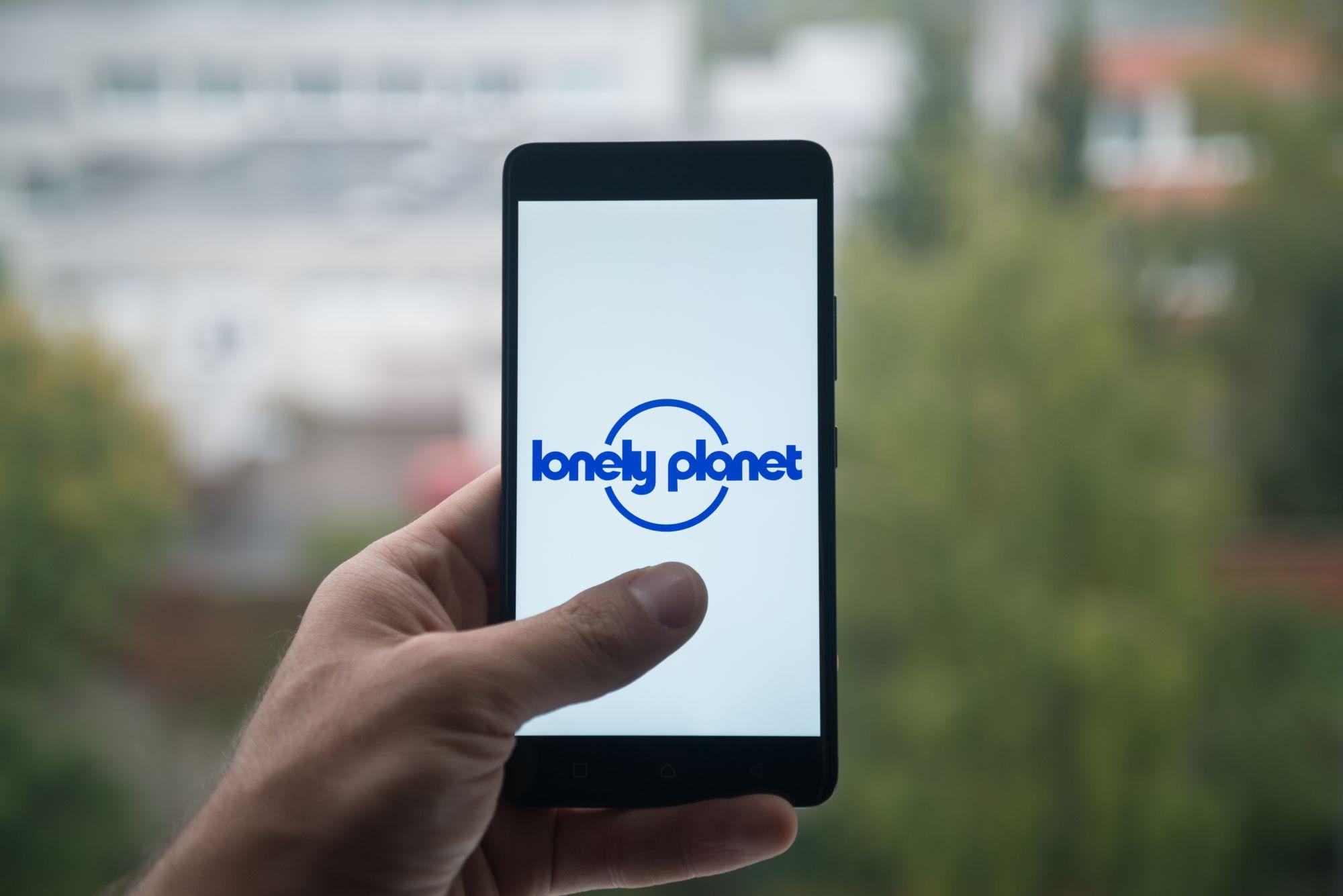 Przewodnik Lonely Planet