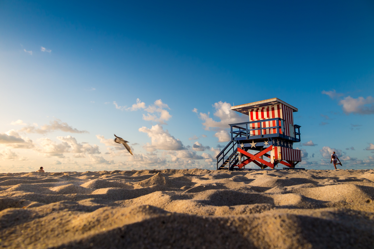 miamia plaża