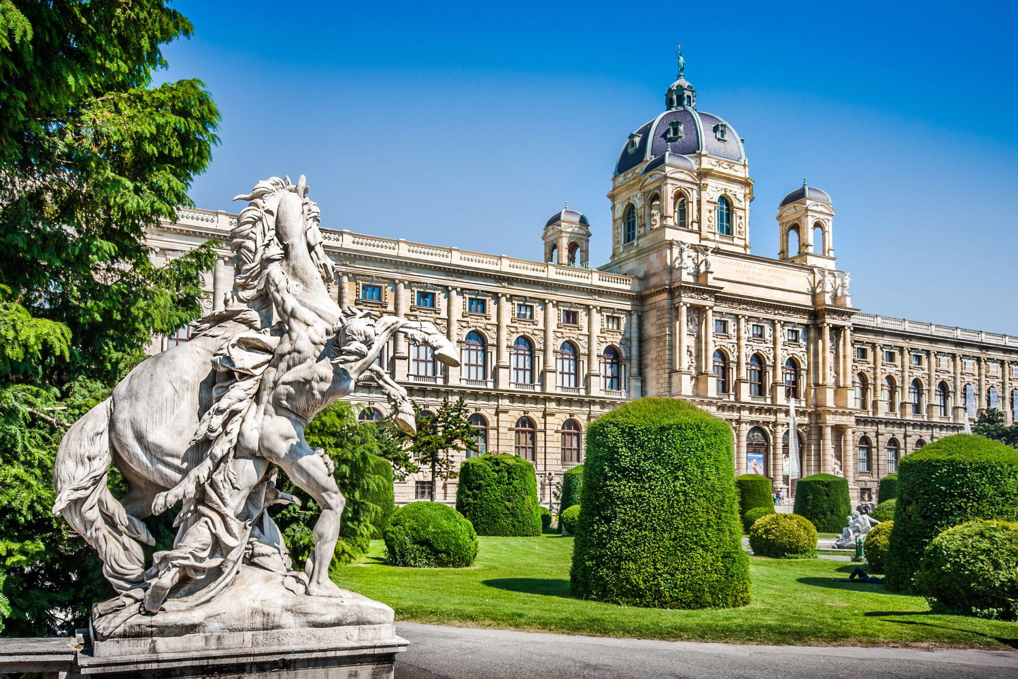 Pałac w Wiedniu