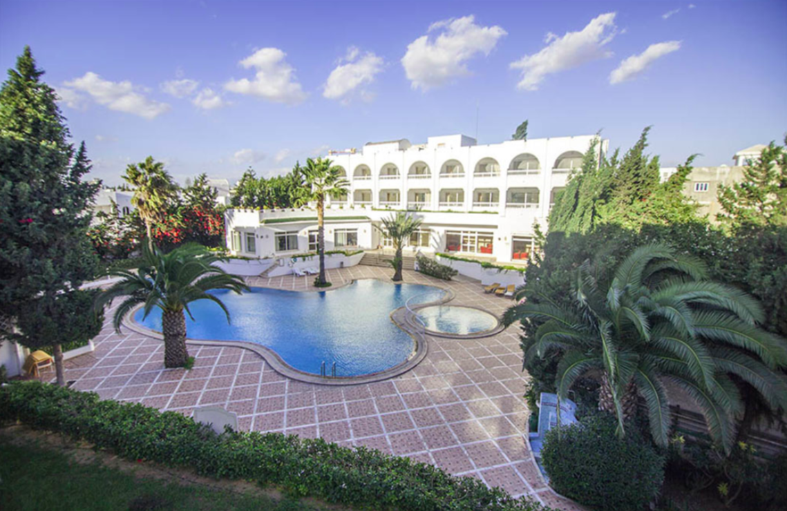 hotel w tunezji
