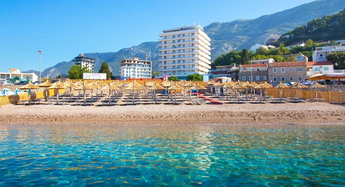 Hotel przy plaży