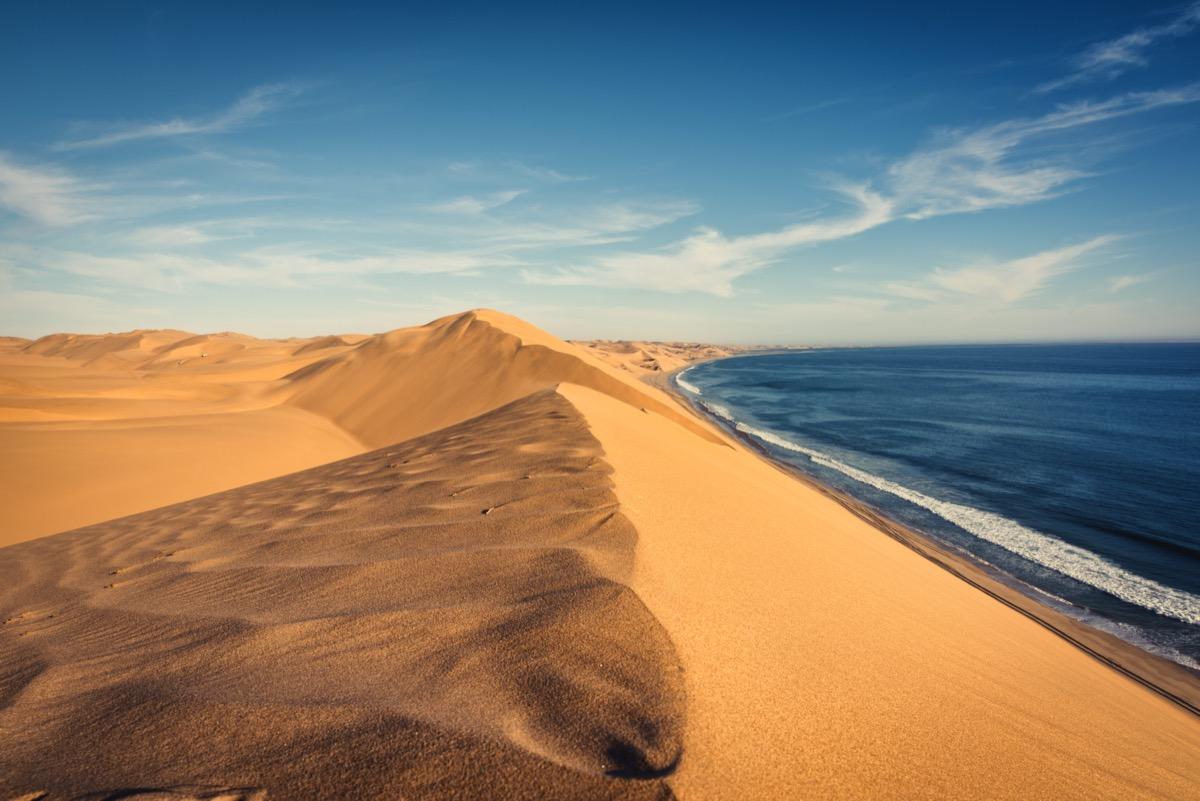 pustynia w namibii