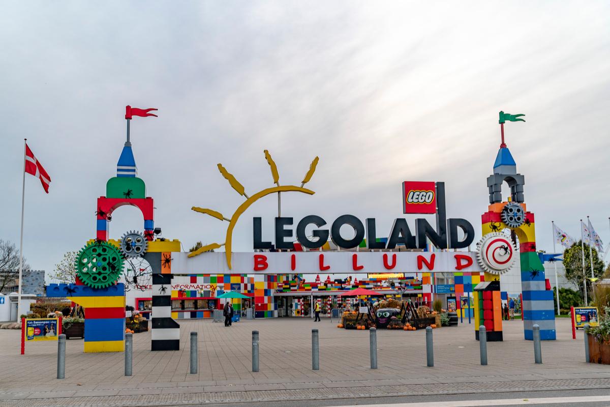 Legoland Dania