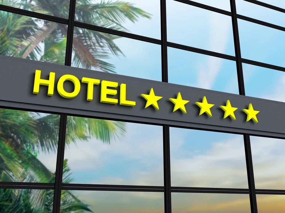 Gwiazdki hotelowe