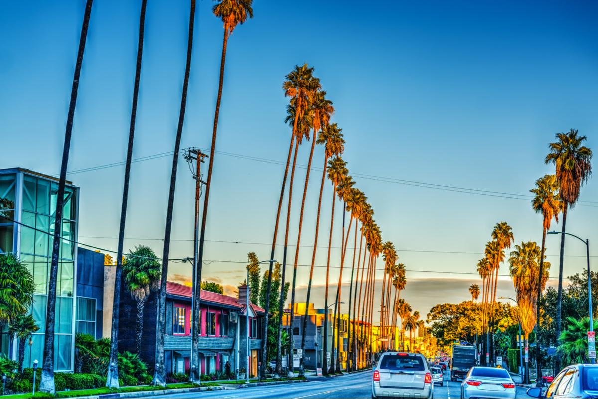 Kalifornia los Angeles