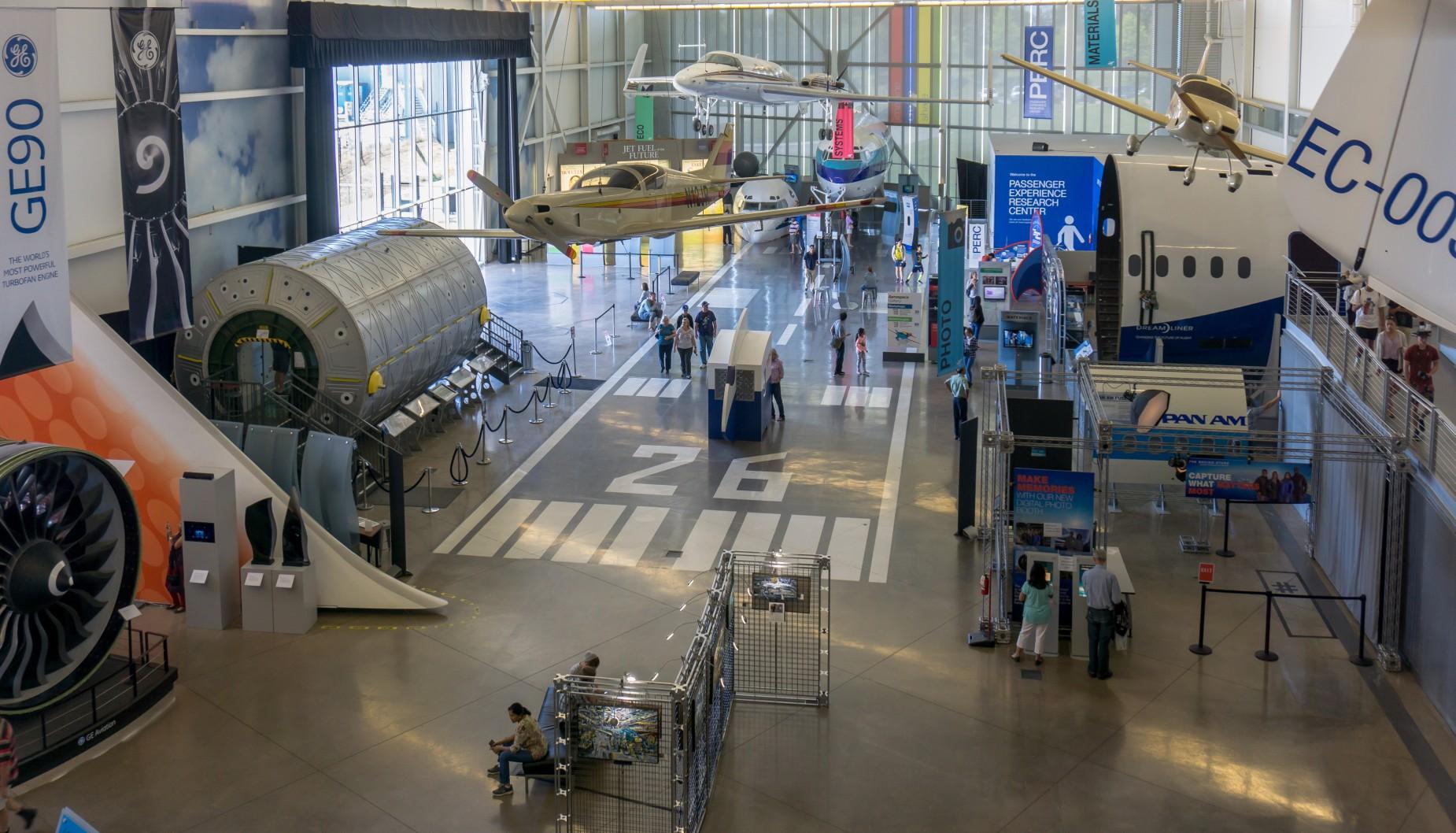 Muzeum Boeinga