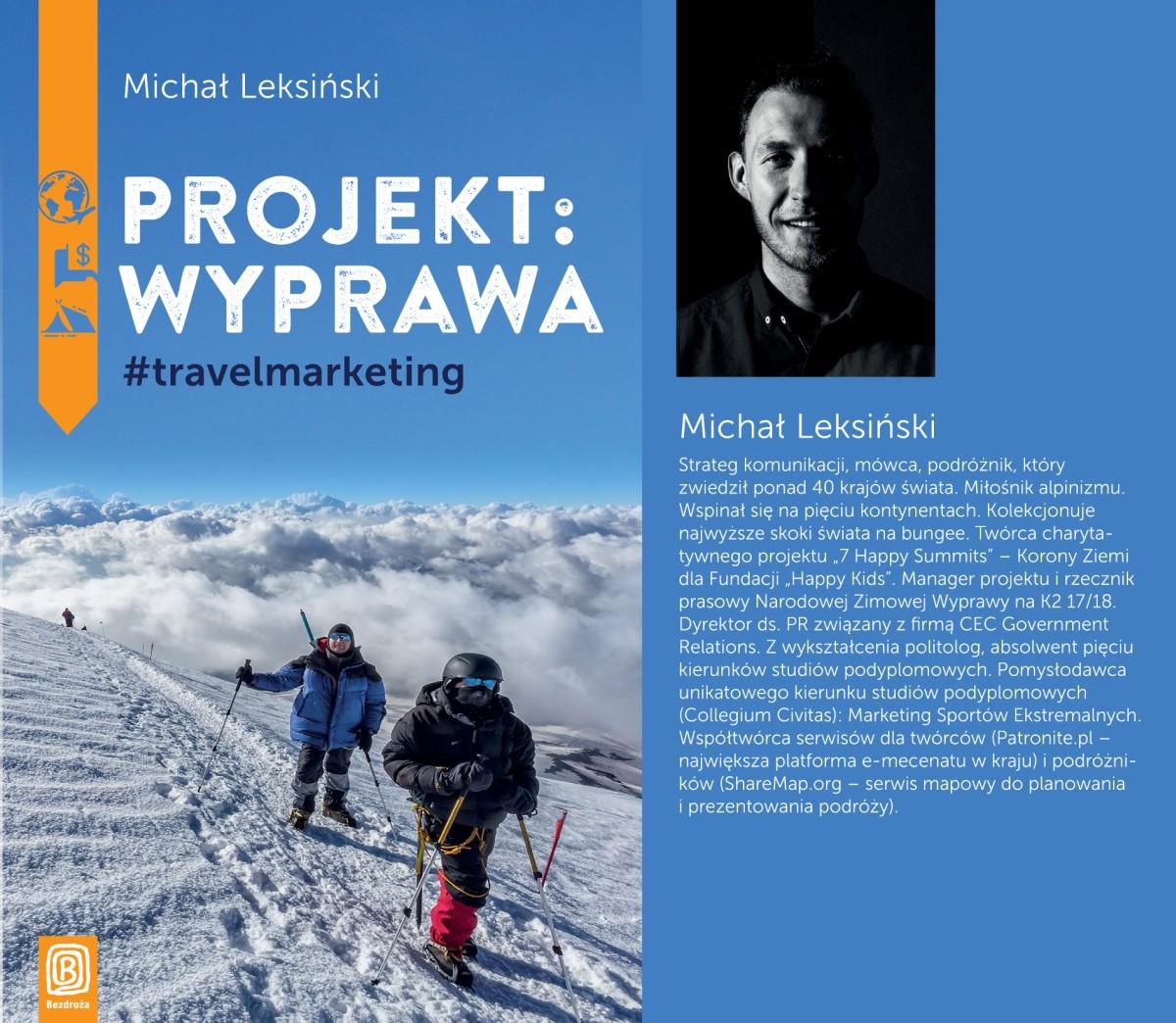 Książka Projekt Wyprawa