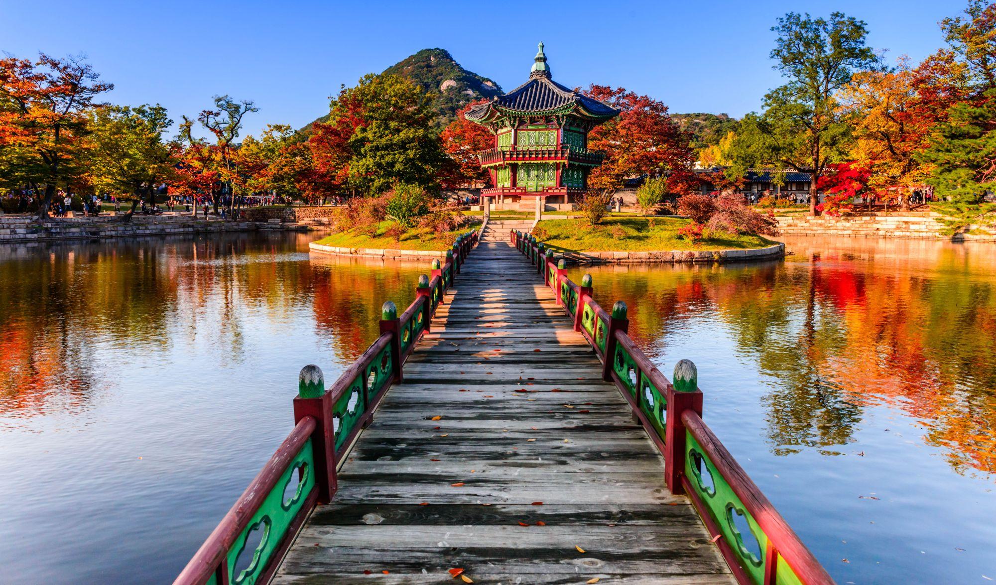 Pałac w Seulu