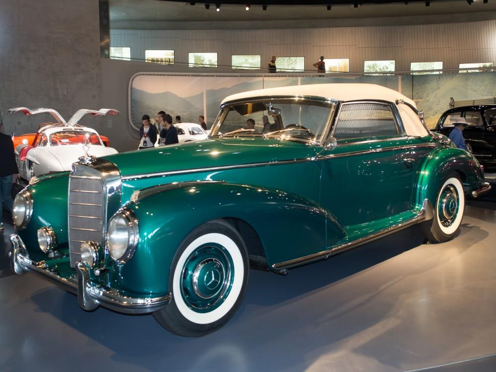 Muzeum Mercedesa