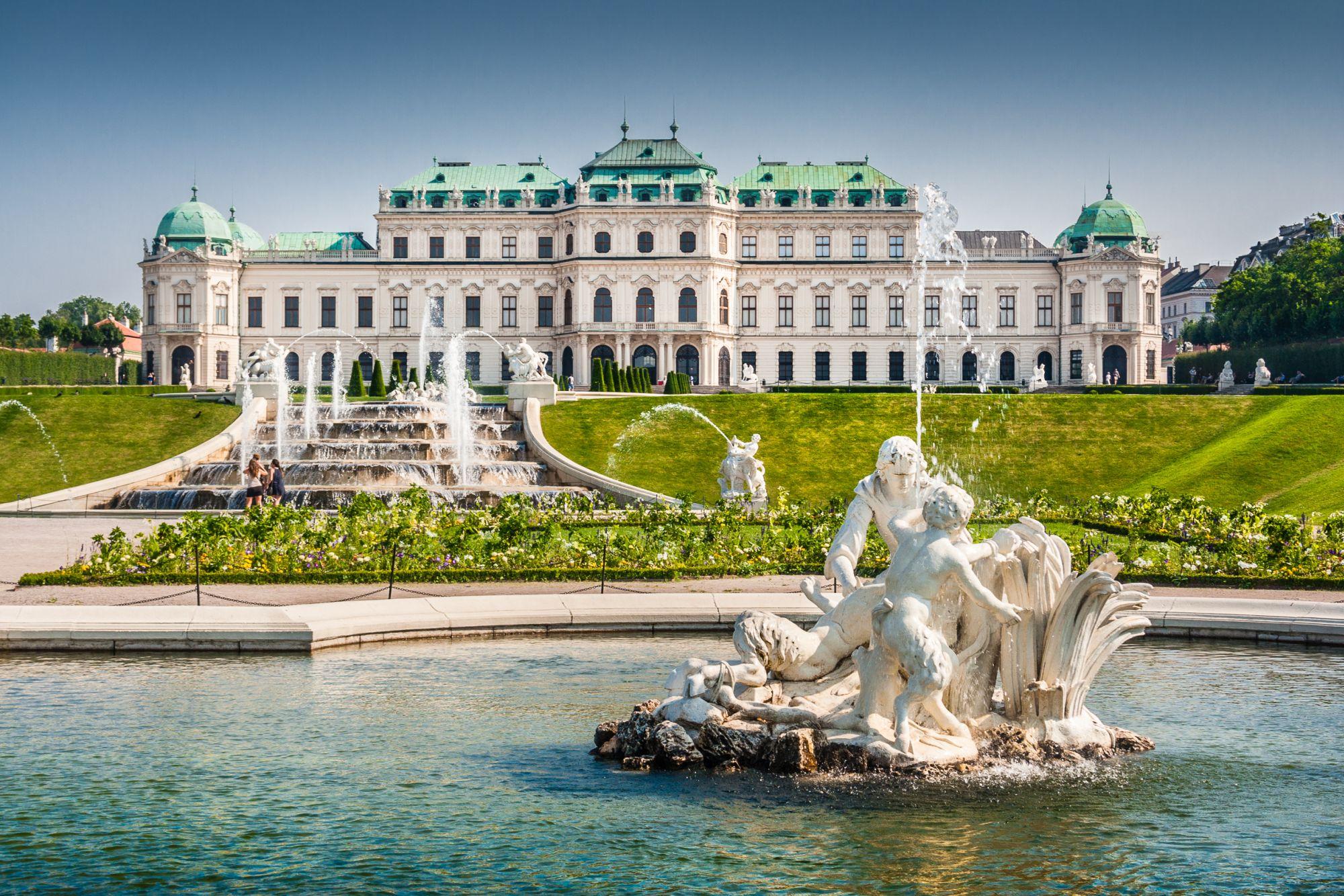 Wiedeń pałac