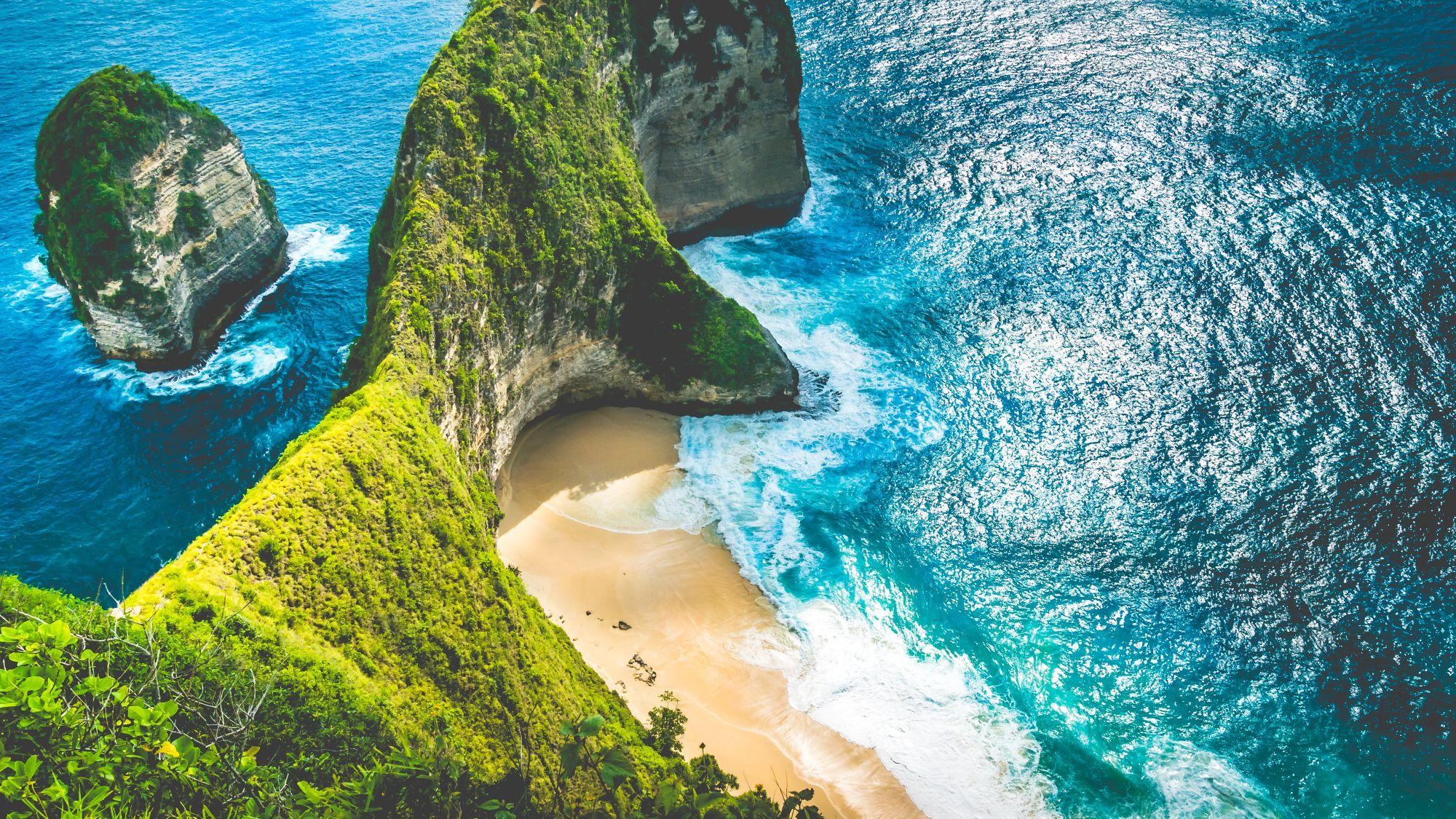 Plaża na Bali