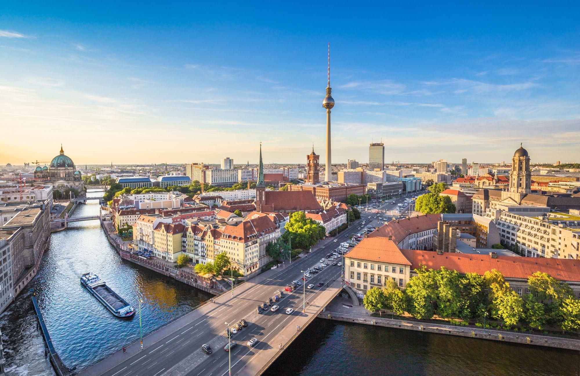 Panorama Berlina