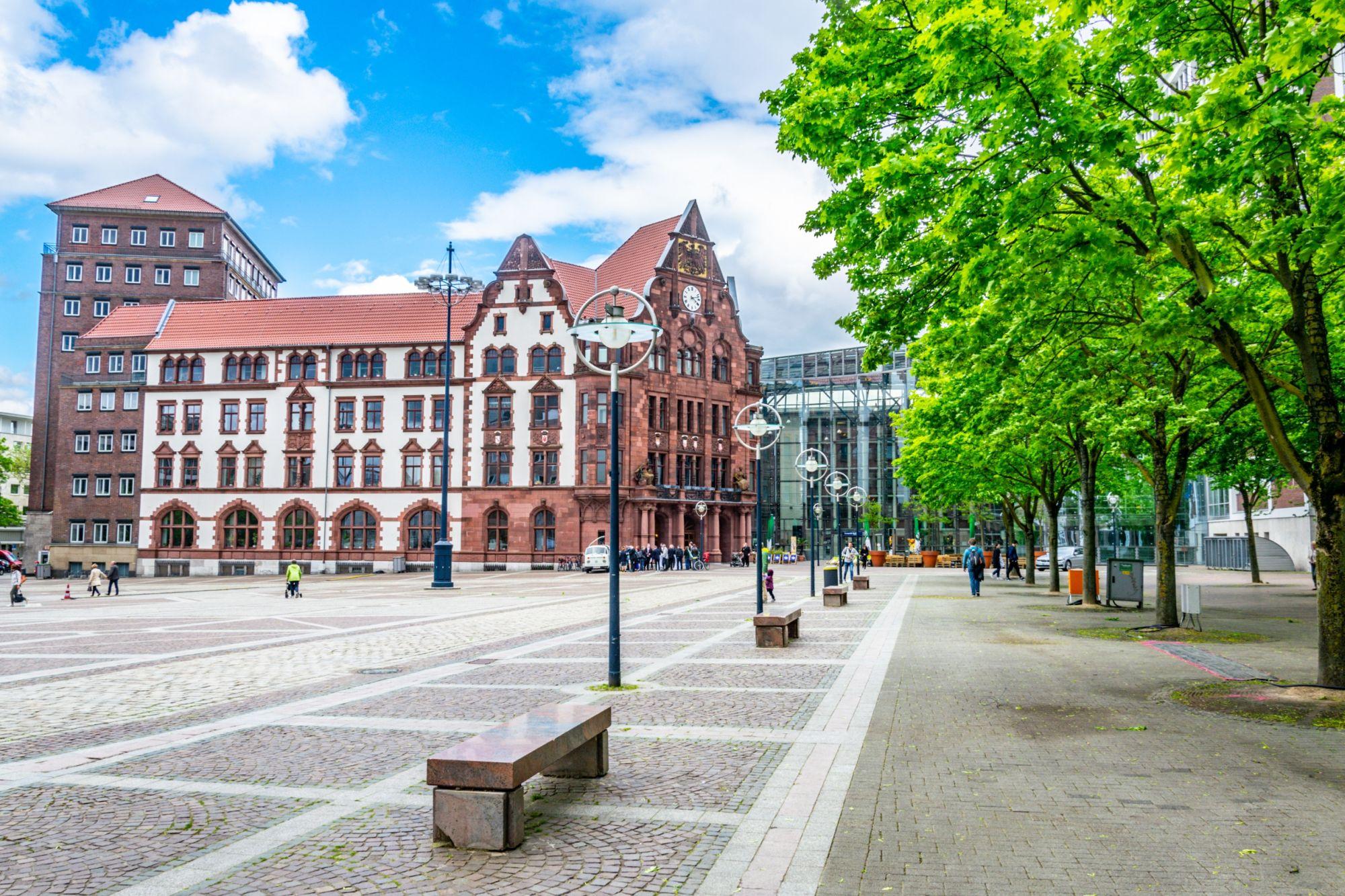 Centrum Dortmundu