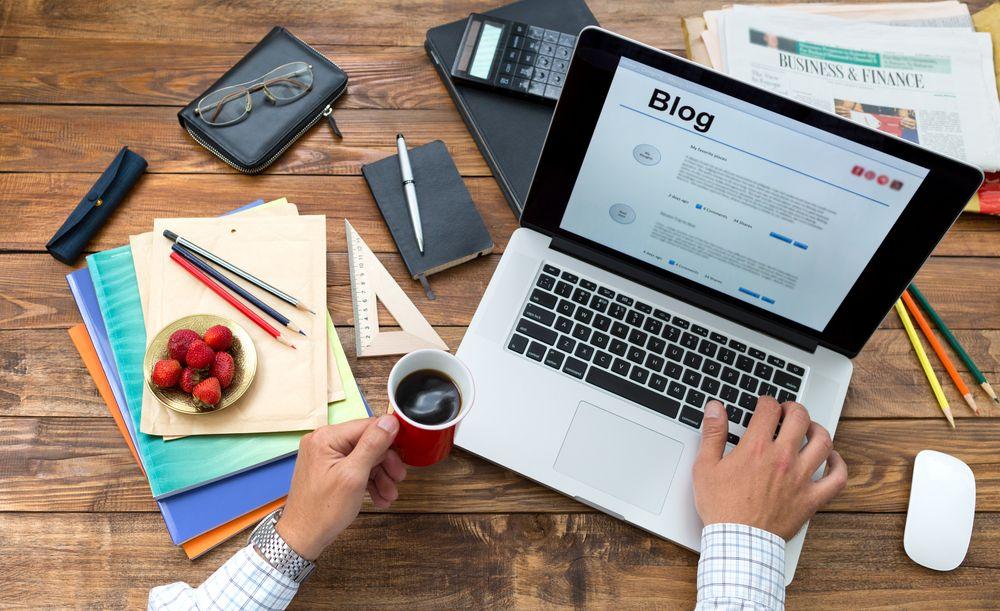 Bloger w podróży