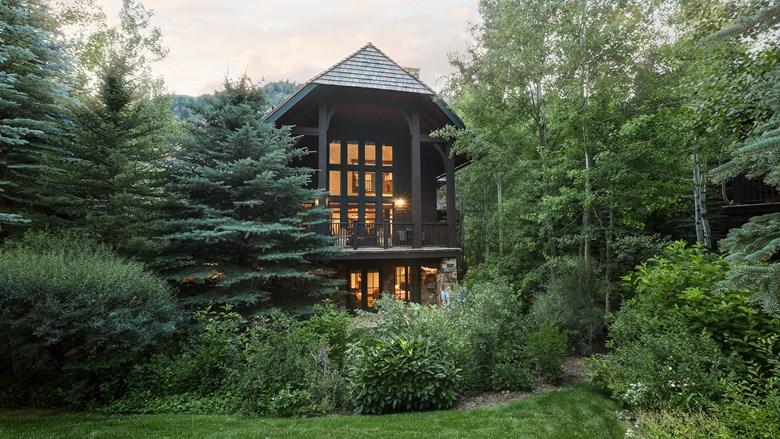 luksusowy dom