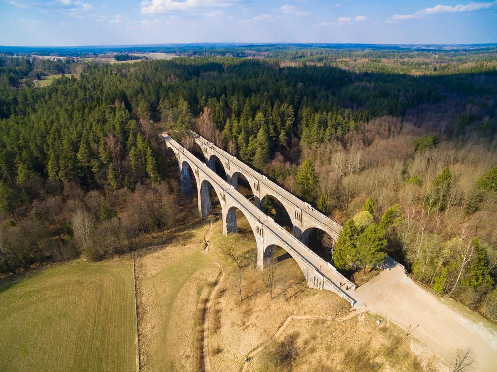 most w stanczykach