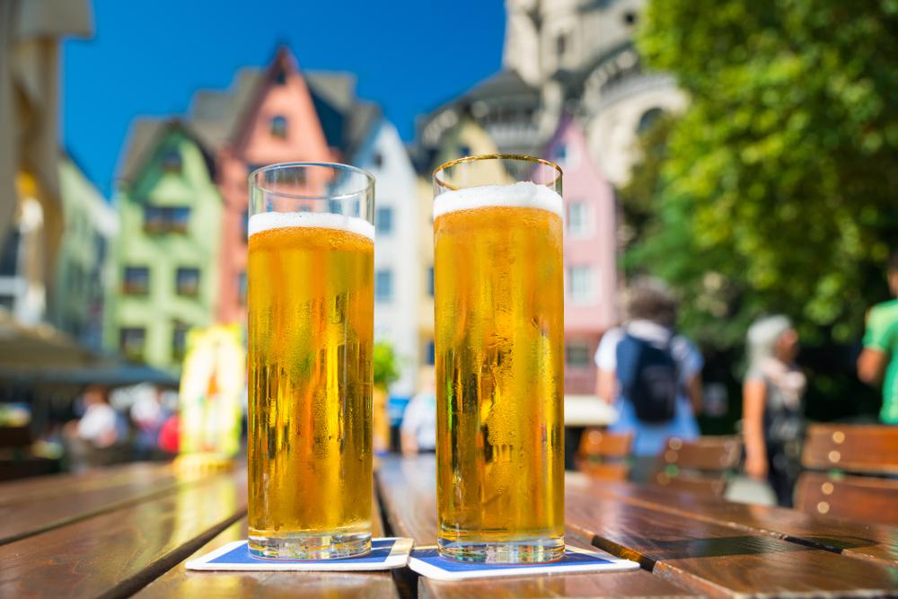 Piwo w Kolonii