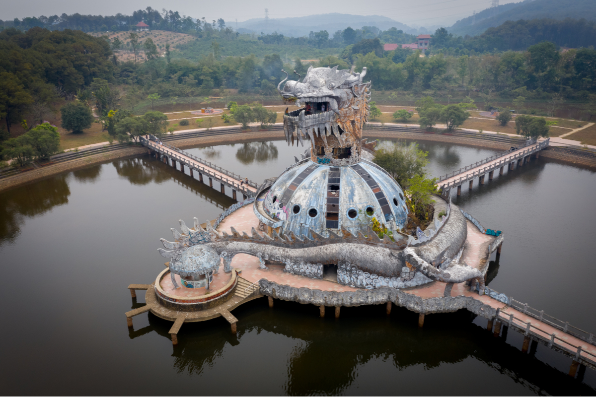 park wodny hue