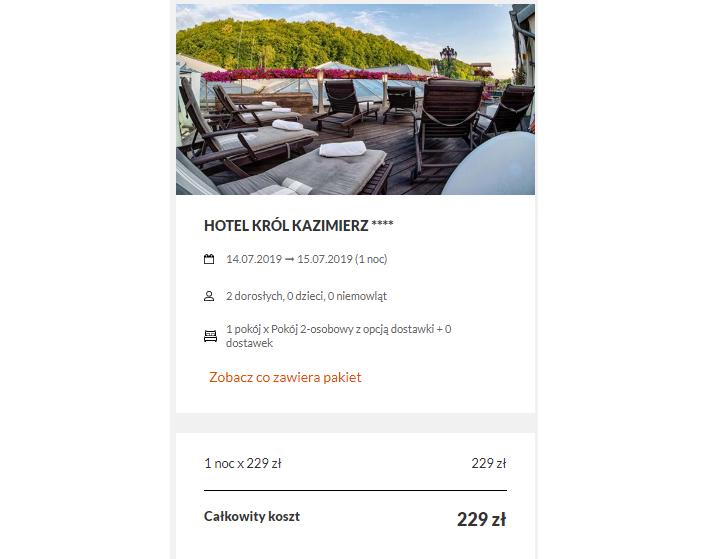 rezerwacja travelist