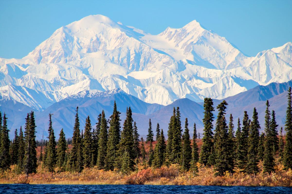 Alaska góry