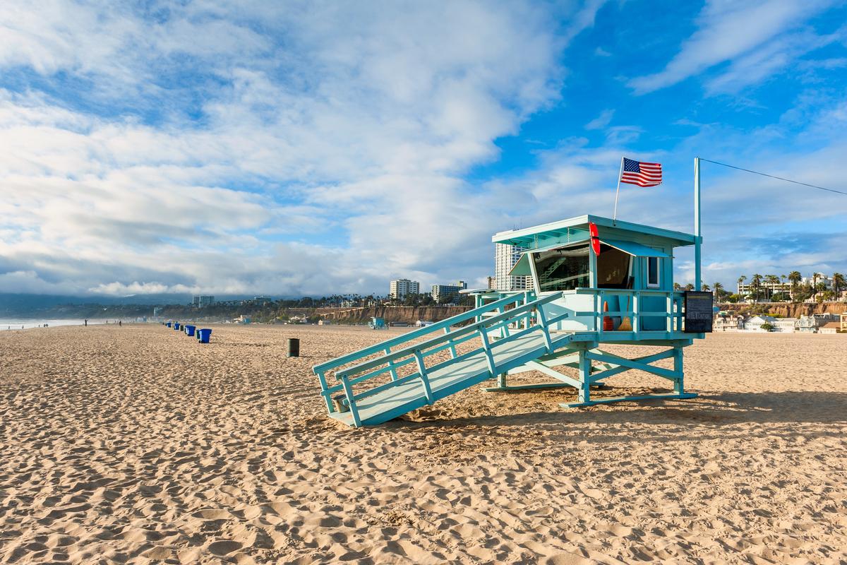 Los Angeles plaża
