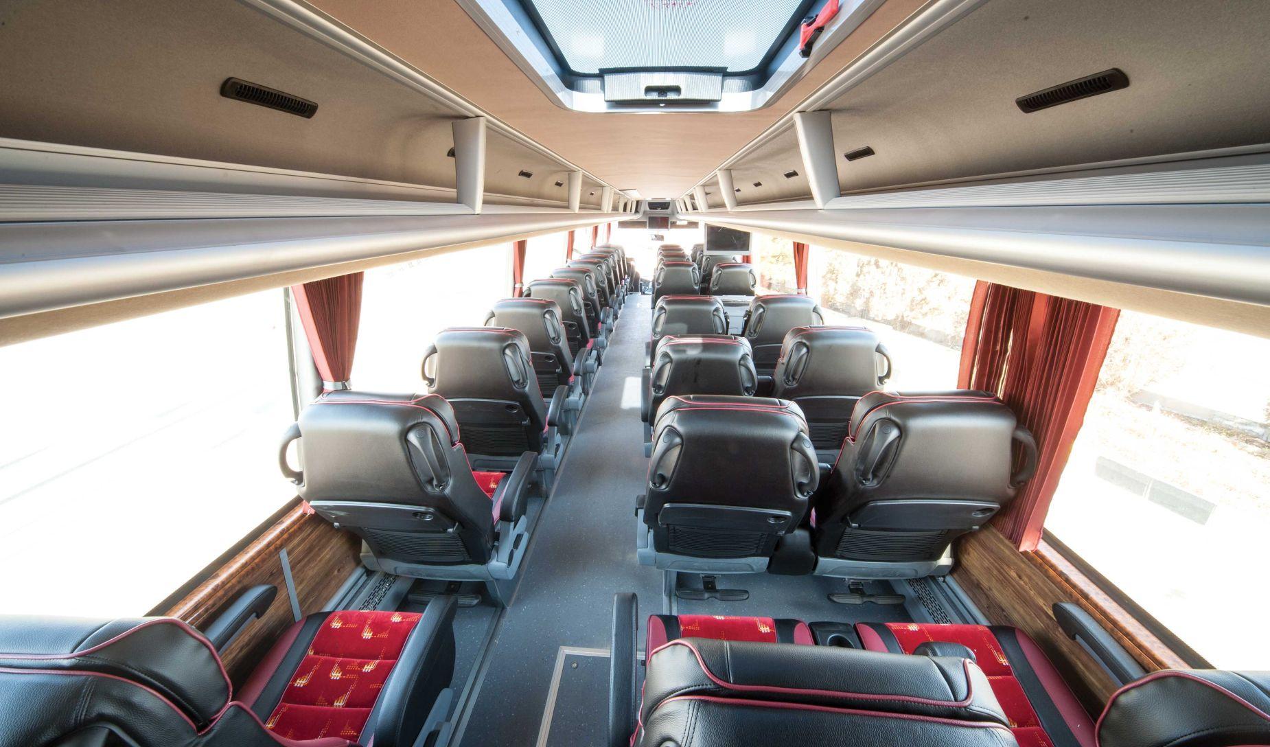 Autobus w Iranie