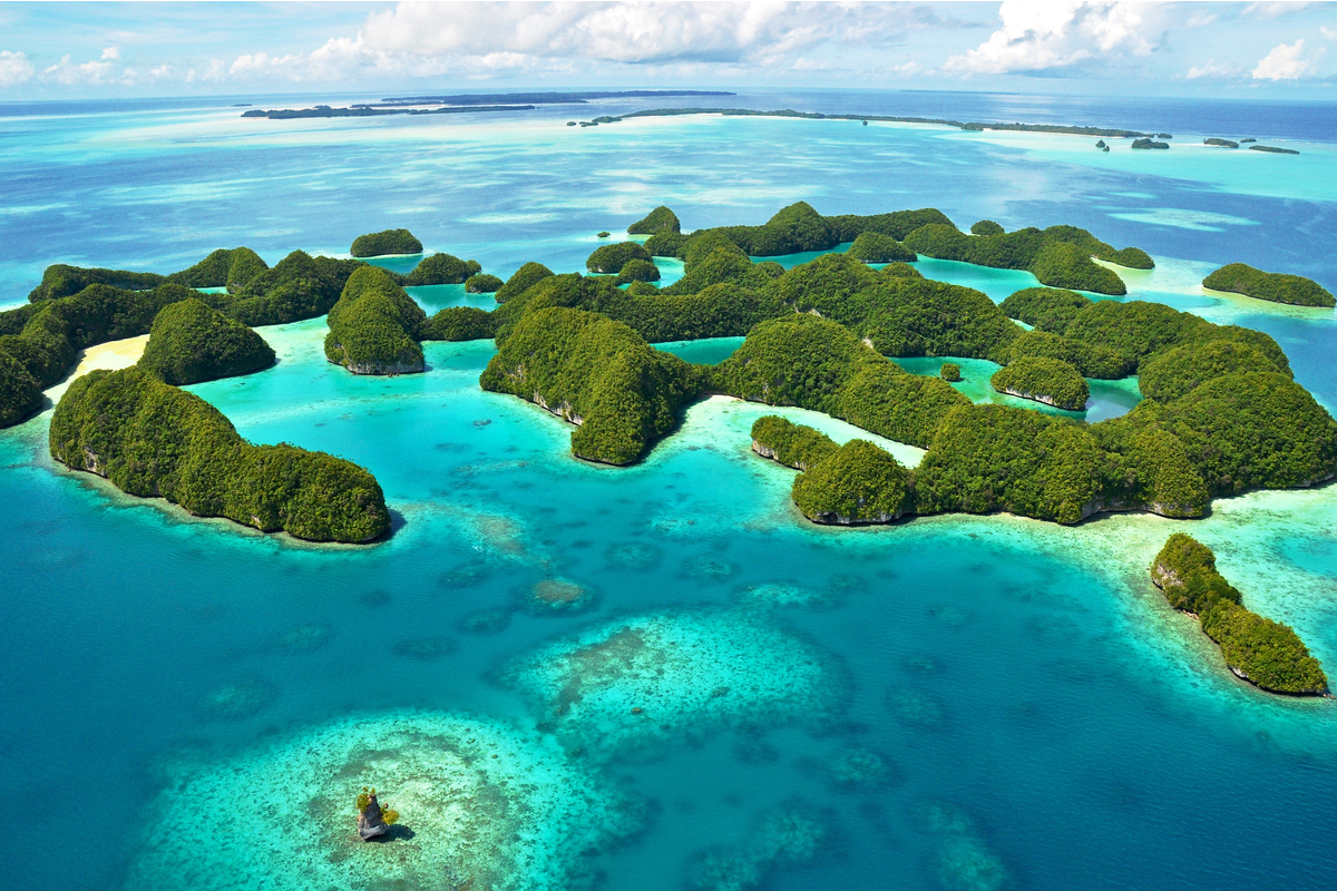 Palau Oceania