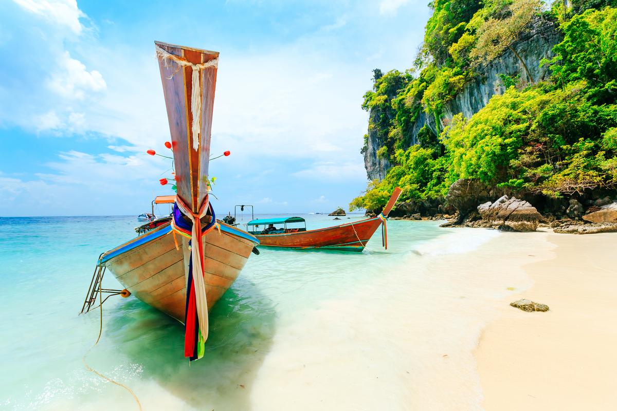 phuket łódka