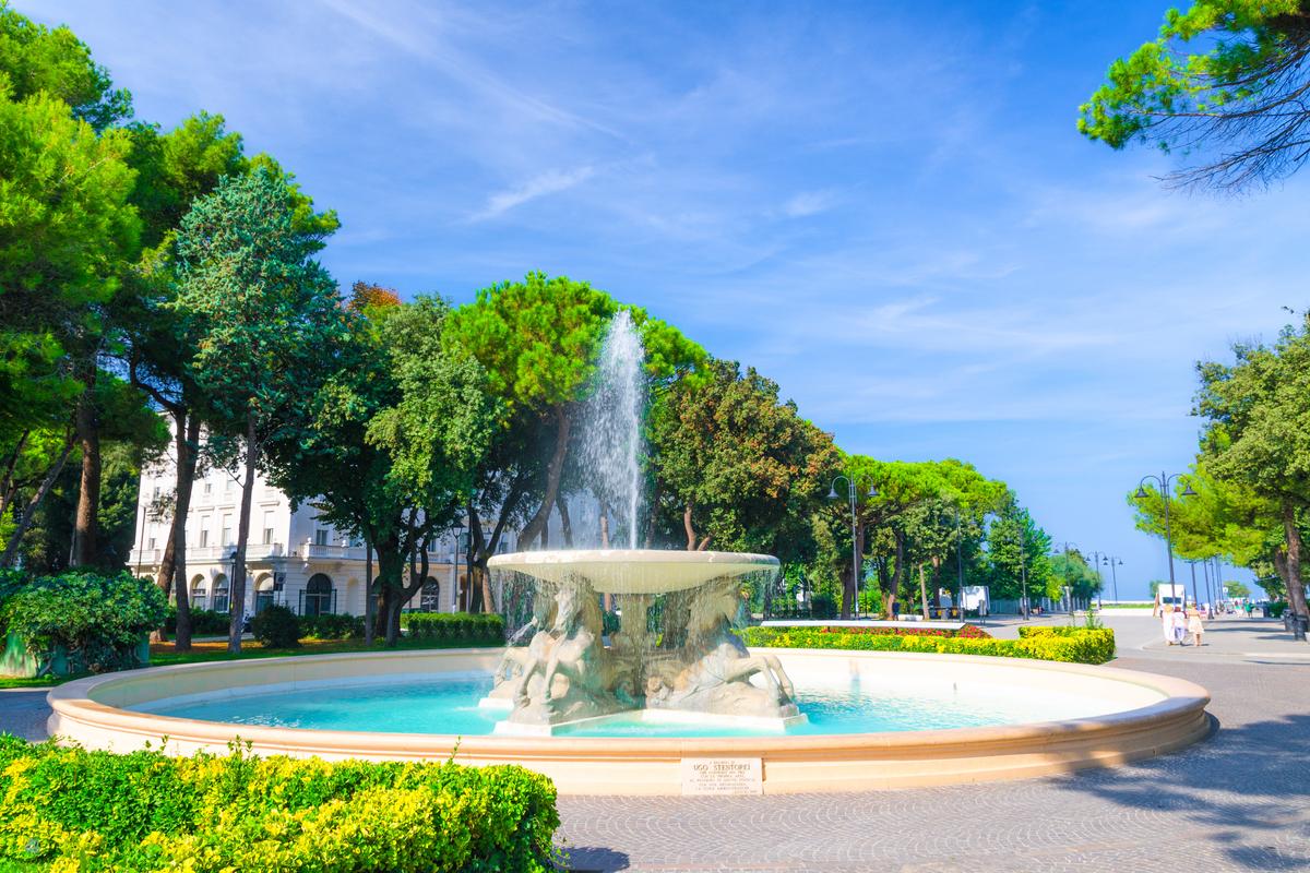 Rimini rynek