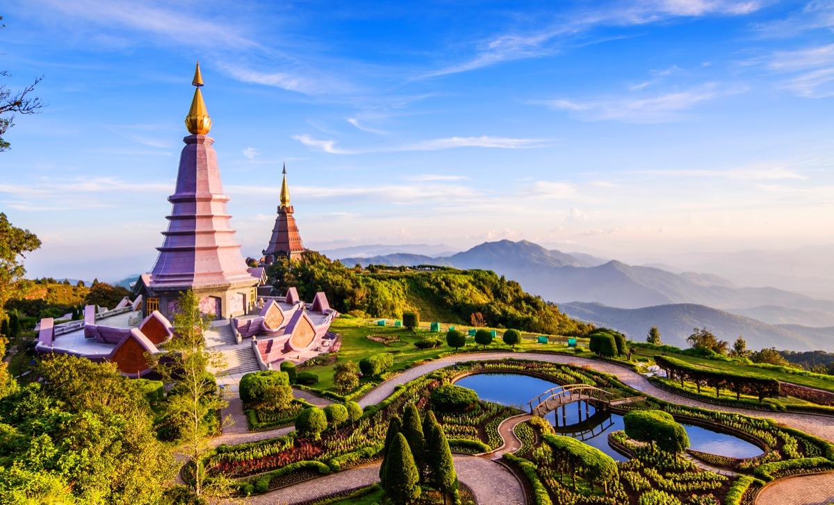 chiang mai świątynia