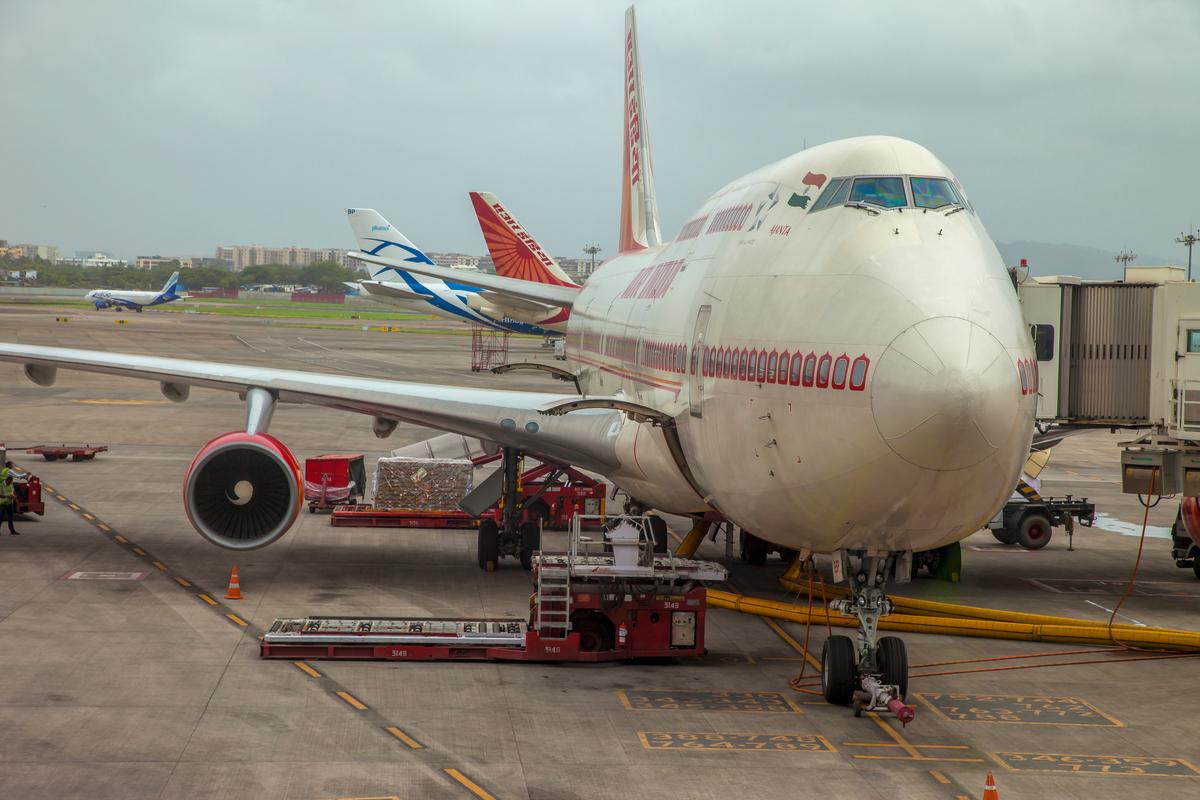 air india samolot