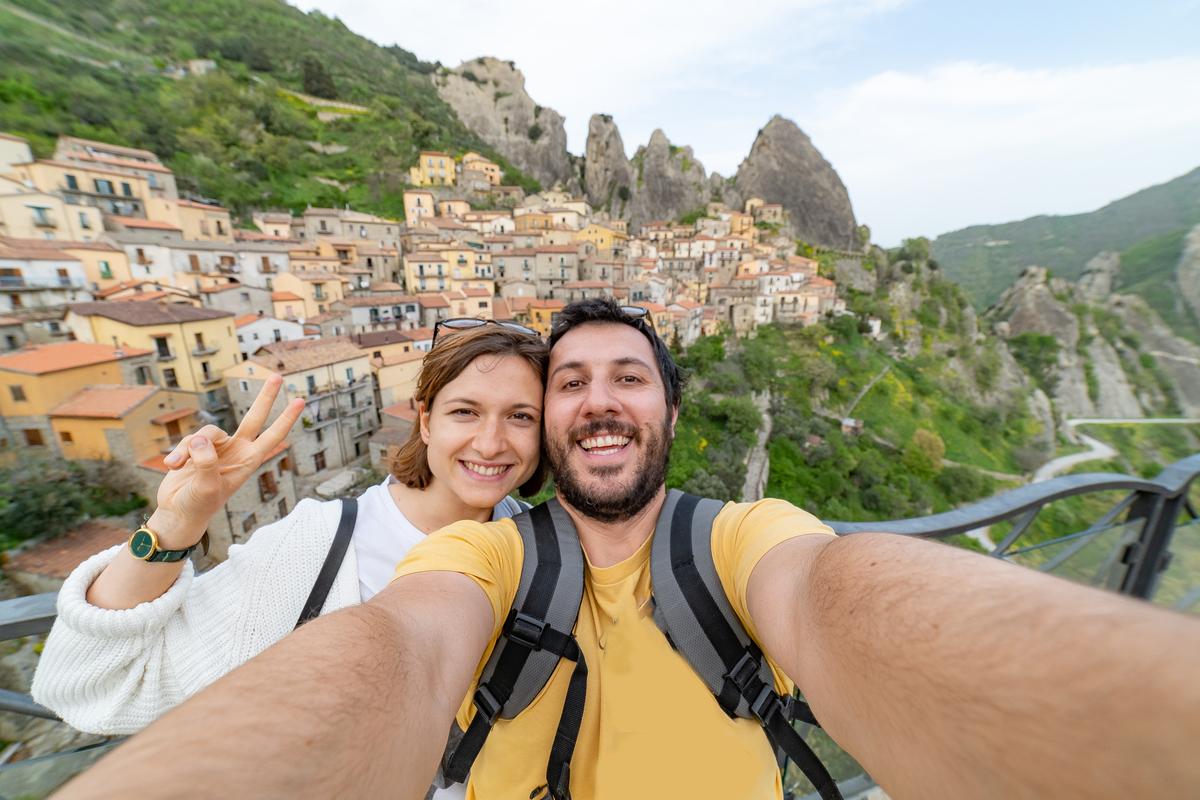 turyści bari