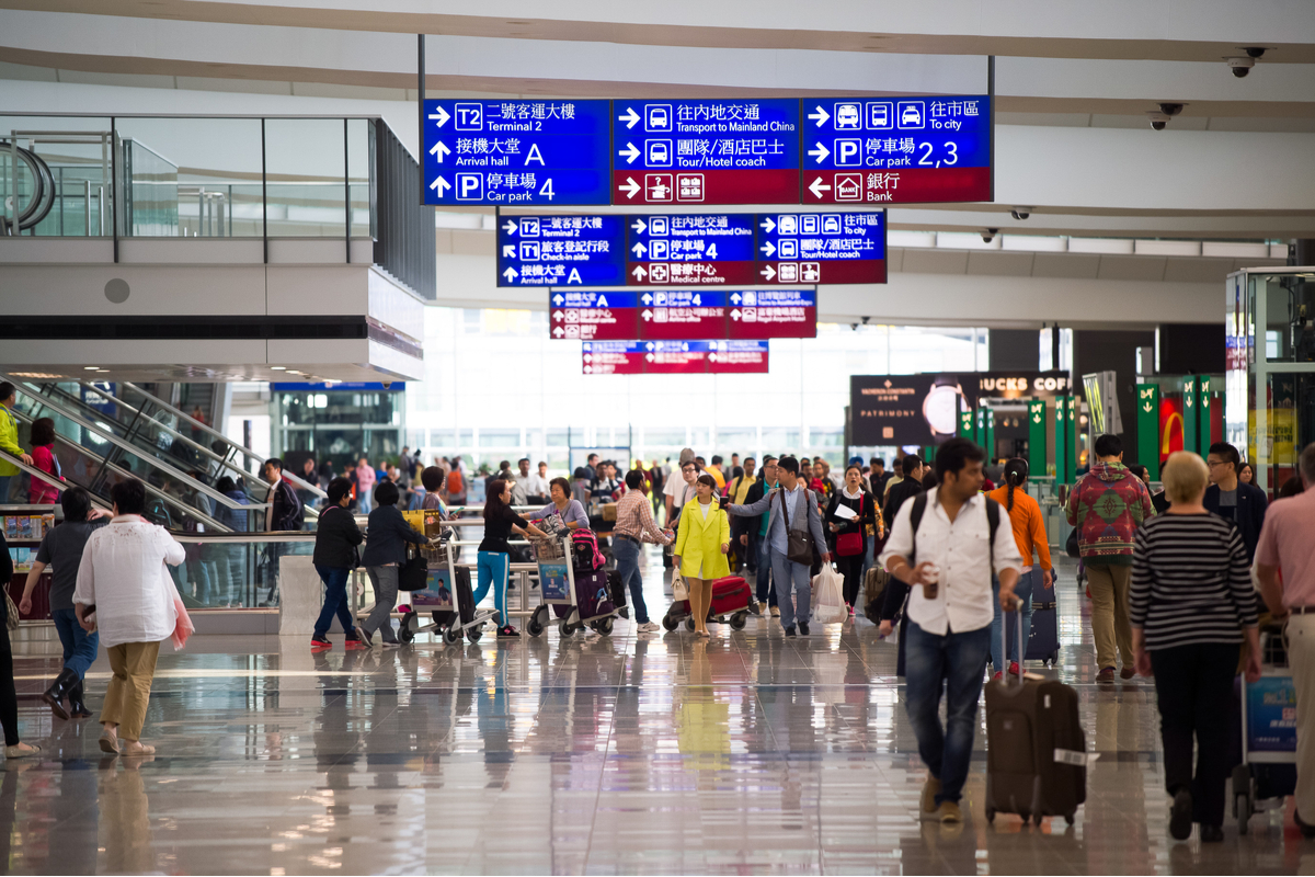 hongkong lotnisko