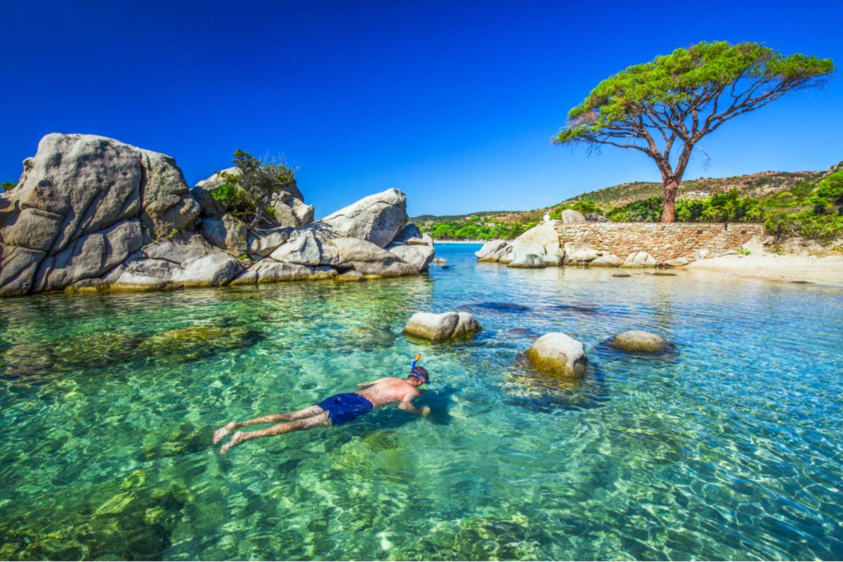 nurek na Korsyce