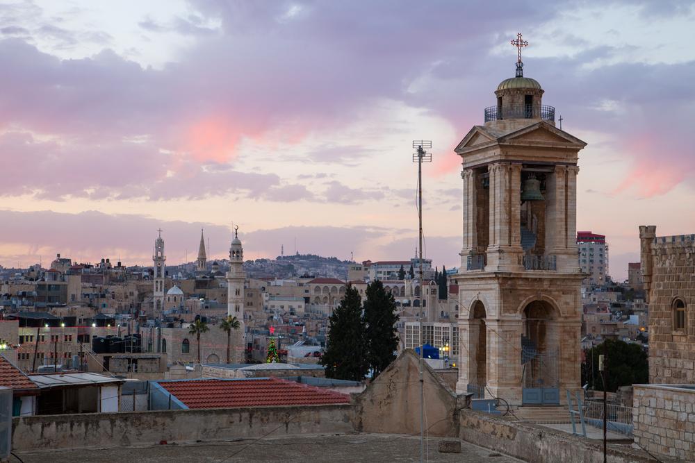 Panorama Palestyny