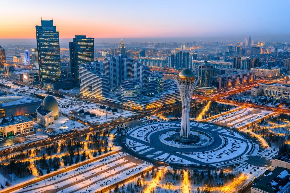 Stolica Kazachstanu