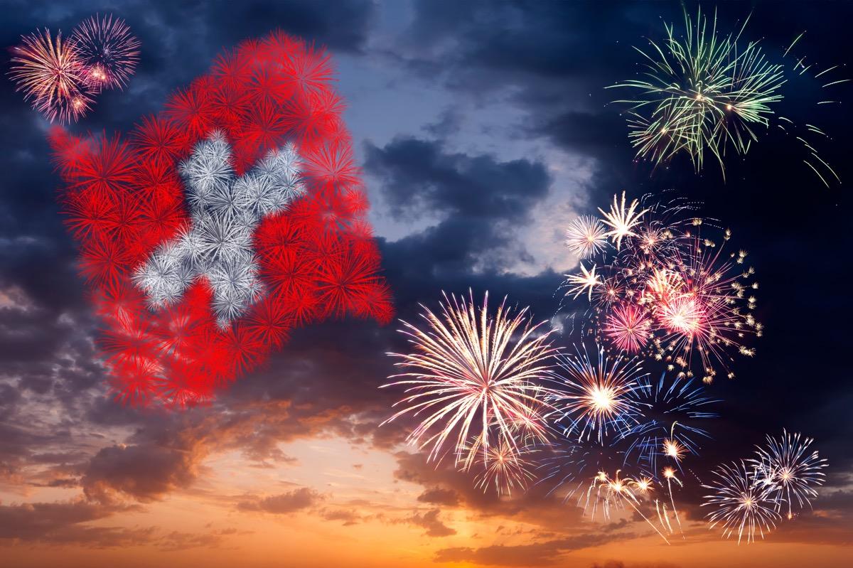szwajcaria nowy rok
