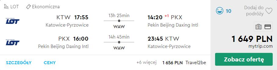 Pekin z Katowic