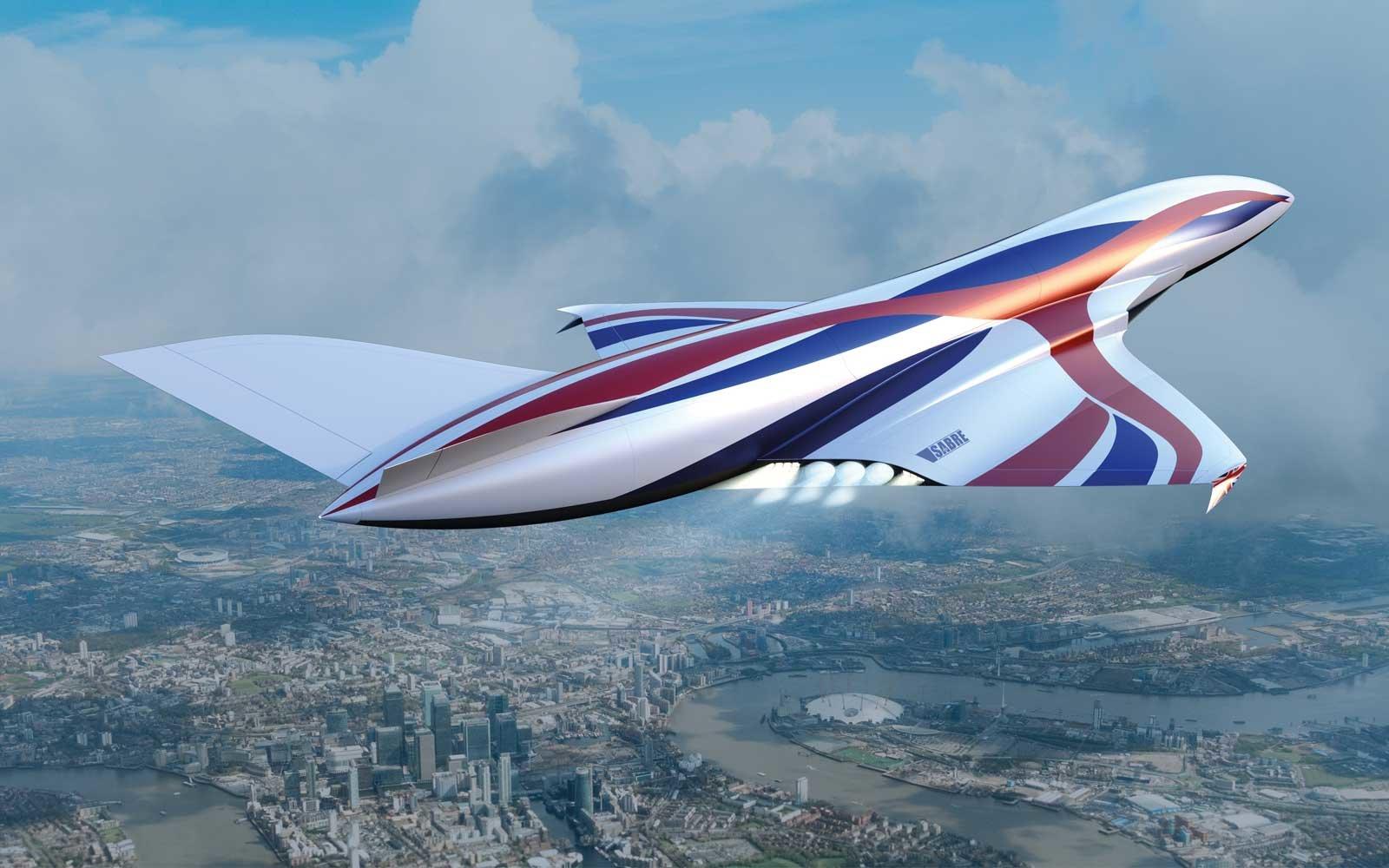hipersoniczny samolot