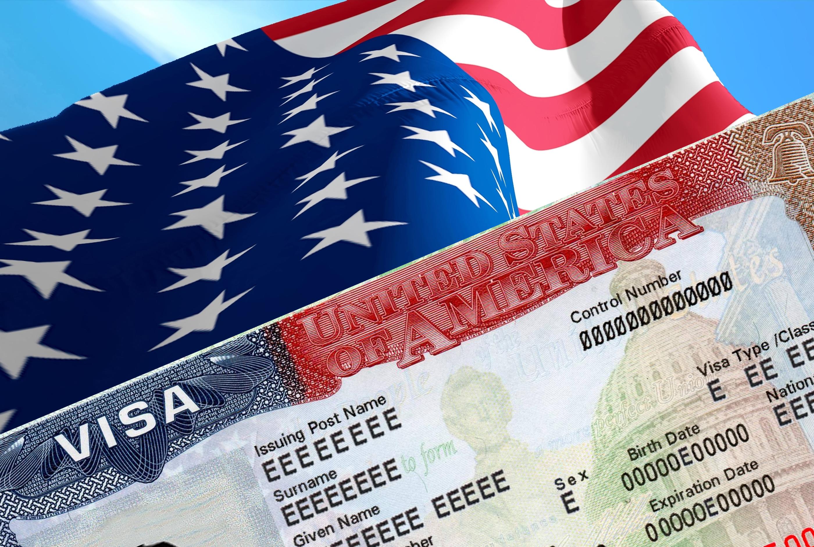 USA wiza