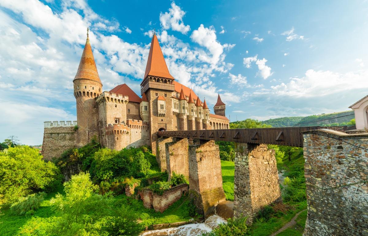 Transylwania zamek