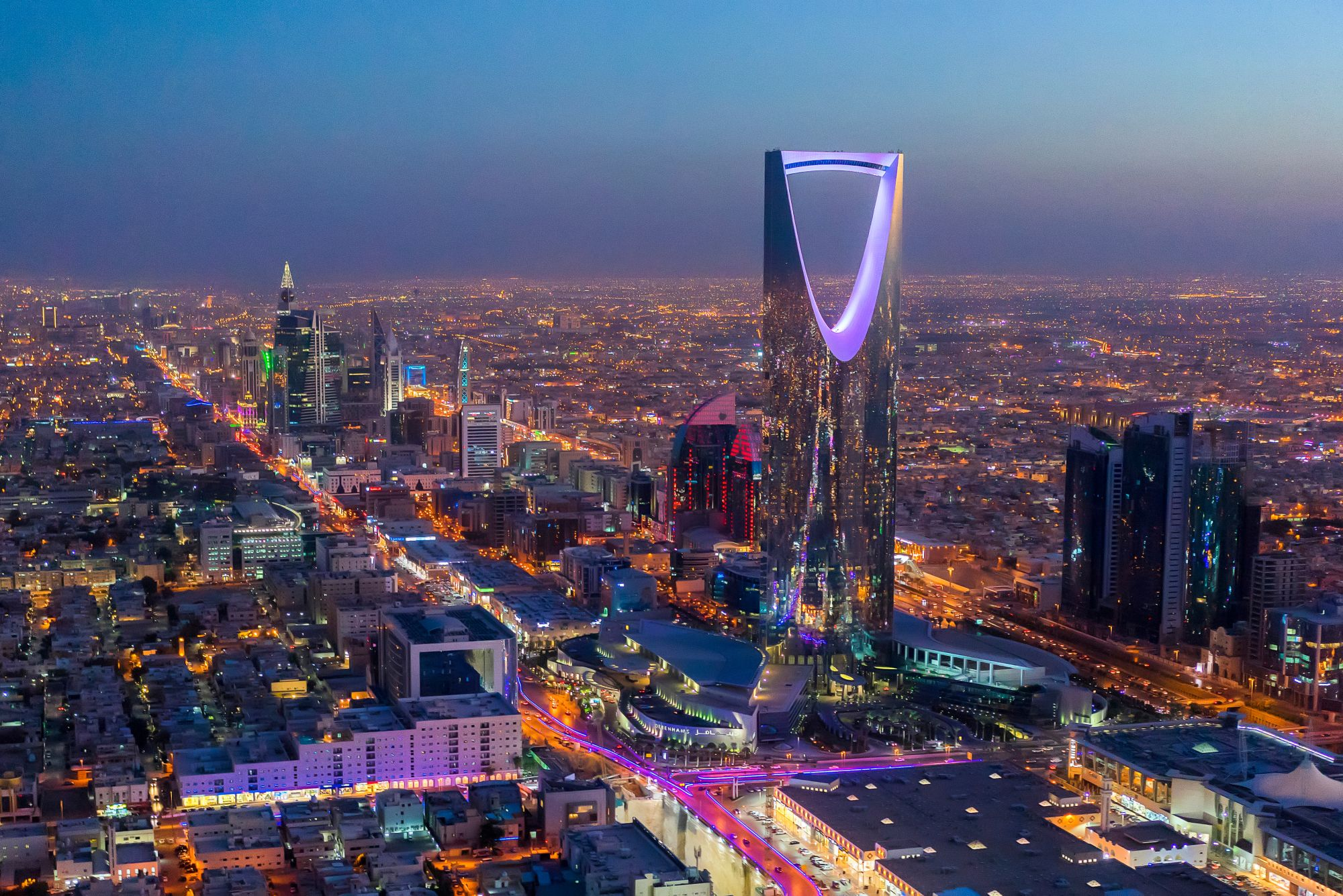 Panorama Dżuddy
