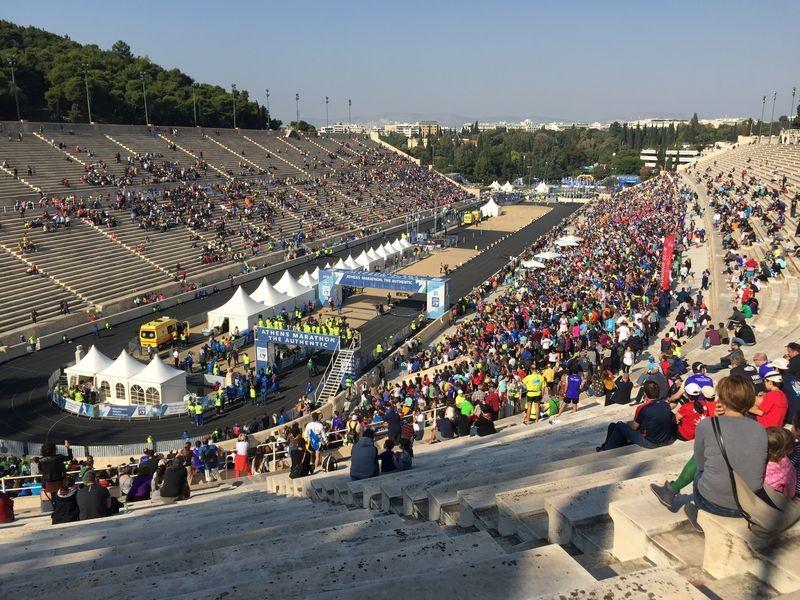 Stadion w Atenach