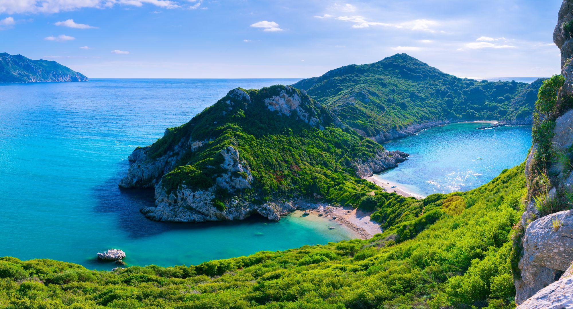 Panorama Korfu