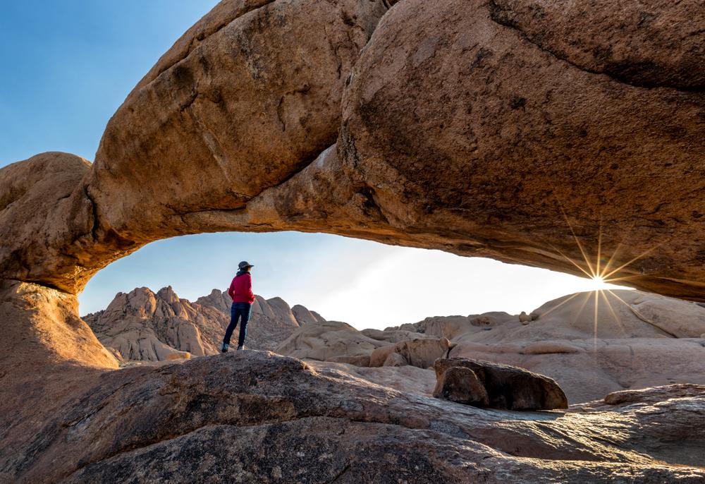 park w Namibii
