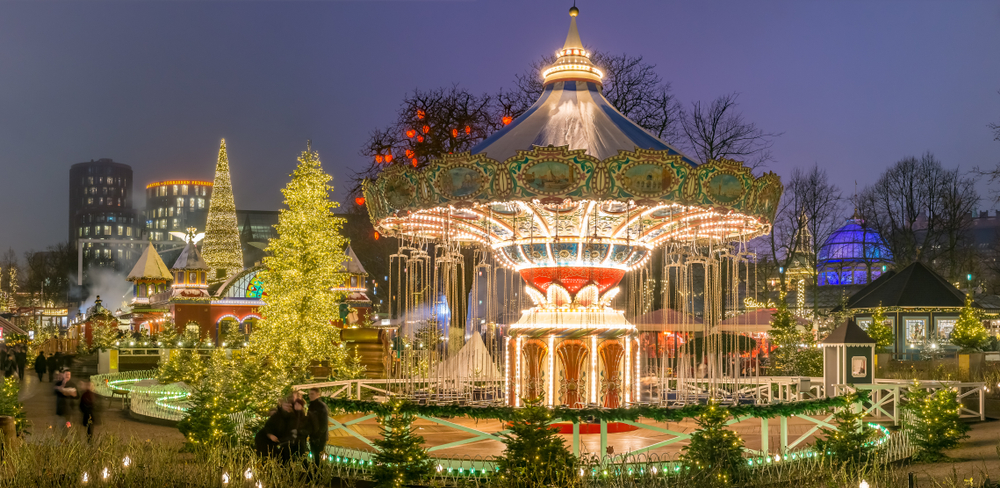 park Tivoli Kopenhaga