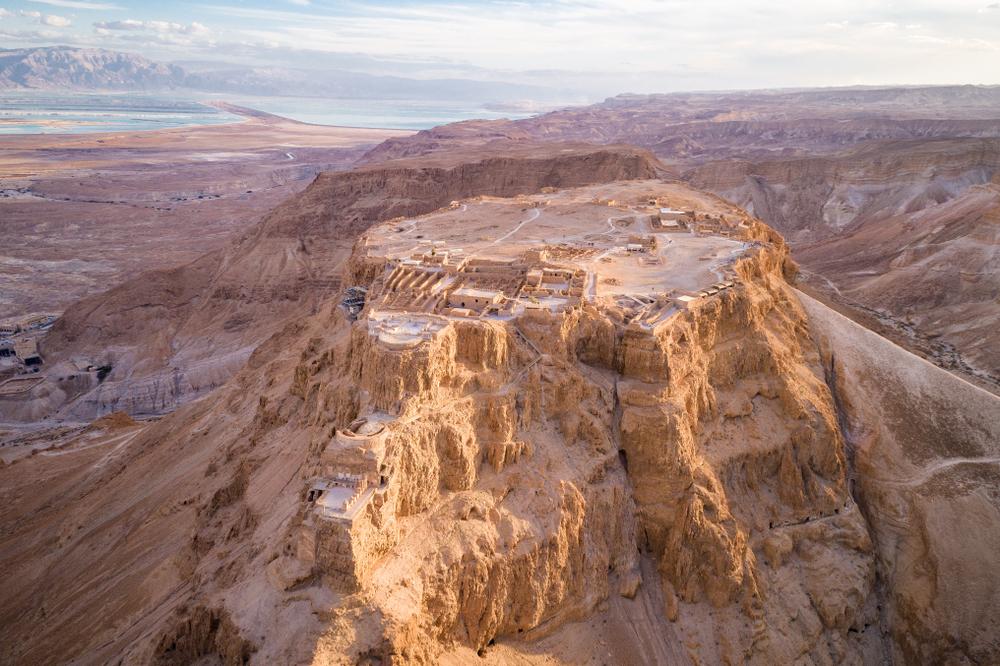Masada w Izradelu